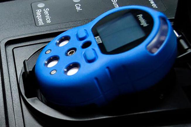 Mantenimiento Y Calibración De Detectores De Gas Y Alcoholímetros
